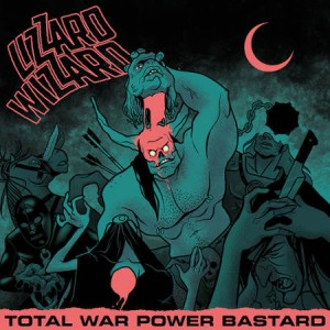 Lizzard Wizzard - Total War Power Bastard cover art