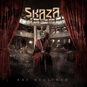 Skaza - Art Declined cover art