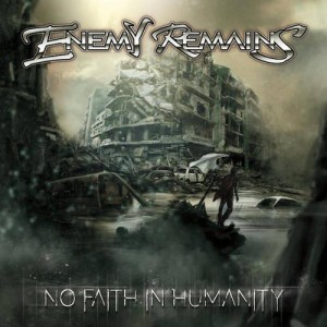 Enemy Remains - No Faith in Humanity cover art