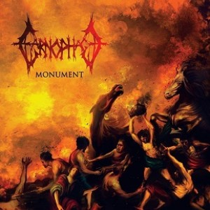 Carnophage - Monument cover art