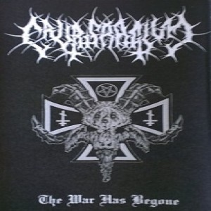 Crurifragium - The War Has Begone cover art