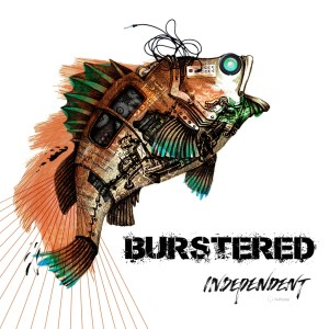 Burstered - Independent cover art