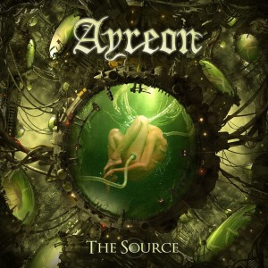 Ayreon - The Source cover art