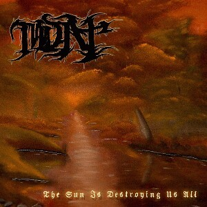 Moat - The Sun Is Destroying Us All cover art
