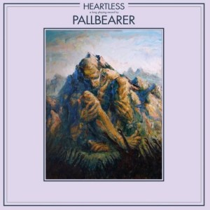 Pallbearer - Heartless cover art