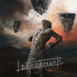 Leathermask - Lithic cover art