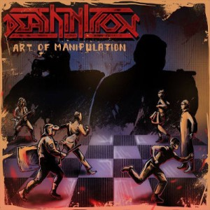 Deathinition - Art of Manipulation cover art