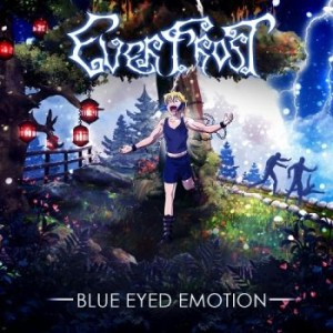 Everfrost - Blue Eyed Emotion cover art