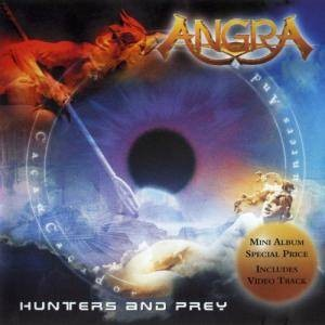 Angra - Hunters and Prey cover art