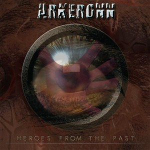 Arkeronn - Heroes from the Past cover art