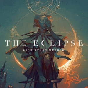 Serenity in Murder - The Eclipse cover art
