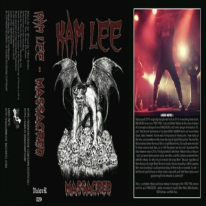 Kam Lee - Massacred cover art