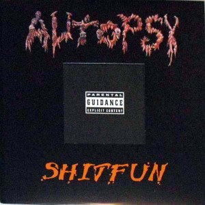 Autopsy - Shitfun cover art