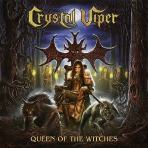Crystal Viper - Queen of the Witches cover art
