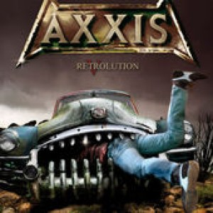Axxis - Retrolution cover art