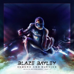 Blaze Bayley - Endure and Survive (Infinite Entanglement Part II) cover art