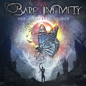 Bare Infinity - The Butterfly Raiser cover art
