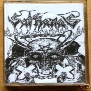 Sathanas - Ripping Evil cover art