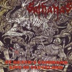 Sathanas - At Death's Command: Live in Cleveland cover art