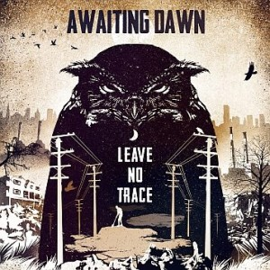 Awaiting Dawn - Leave No Trace cover art