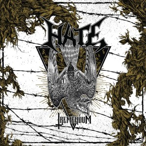 Hate - Tremendum cover art