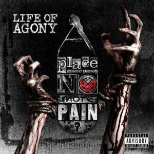 Life of Agony - A Place Where There's No More Pain cover art
