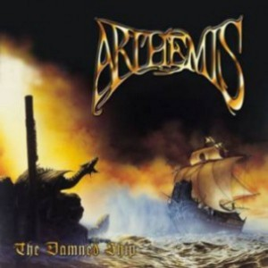 Arthemis - The Damned Ship cover art