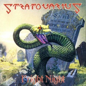 Stratovarius - Fright Night cover art