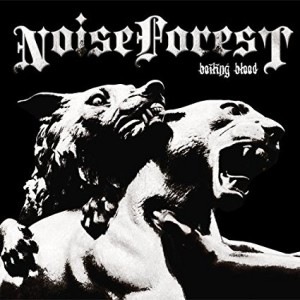 Noise Forest - Boiling Blood cover art