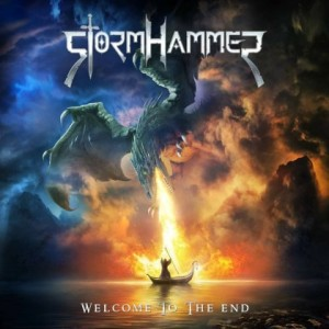 Stormhammer - Welcome to the End cover art