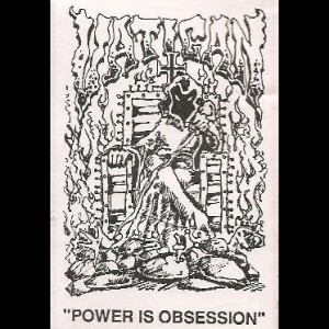 Vatican - Power Is Obsession cover art