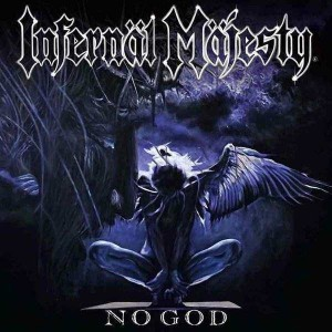Infernäl Mäjesty - No God cover art