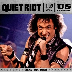 Quiet Riot - Live at the US Festival 1983