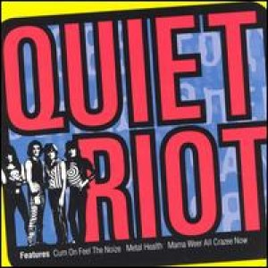 Quiet Riot - Super Hits cover art