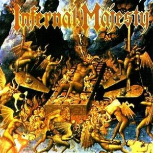 Infernäl Mäjesty - Unholier Than Thou cover art