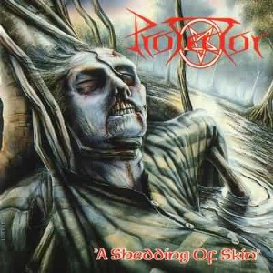 Protector - A Shedding of Skin cover art