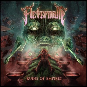 Aeternam - Ruins of Empires cover art