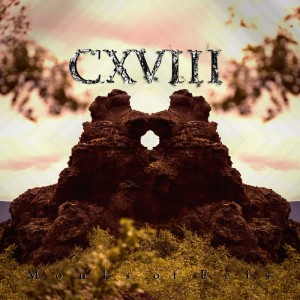 CXVIII - Monks of Eris cover art