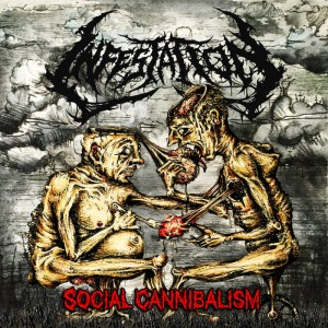 Infestation - Social Cannibalism cover art