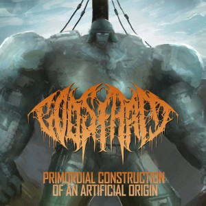 Godsfarm - Primordial Construction Of An Artificial Origin cover art
