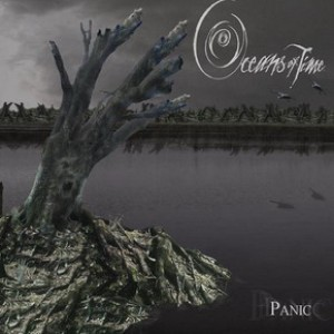 Oceans of Time - Panic cover art