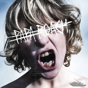 Papa Roach - Crooked Teeth cover art