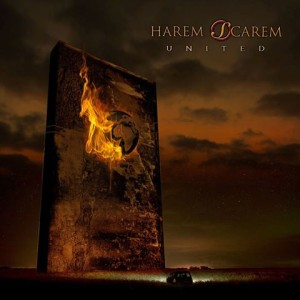 Harem Scarem - United cover art