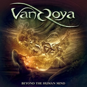 Vandroya - Beyond The Human Mind cover art