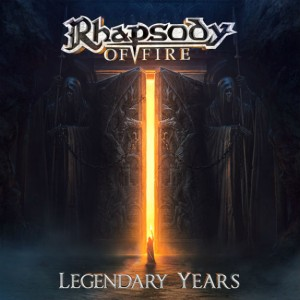 Rhapsody of Fire - Legendary Years cover art