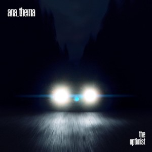 Anathema - The Optimist cover art
