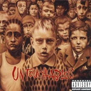 Korn - Untouchables cover art