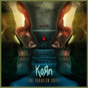Korn - The Paradigm Shift cover art