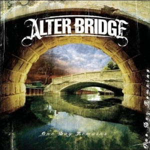 Alter Bridge - One Day Remains cover art