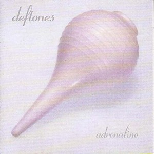 Deftones - Adrenaline cover art